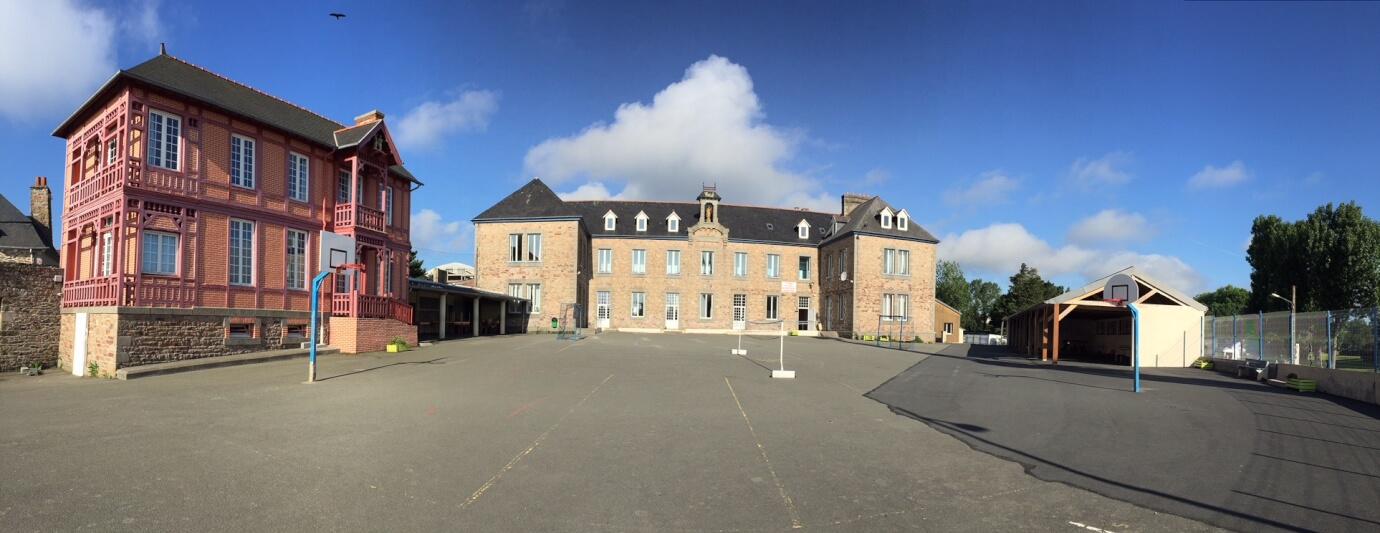 façade de l'établissement
