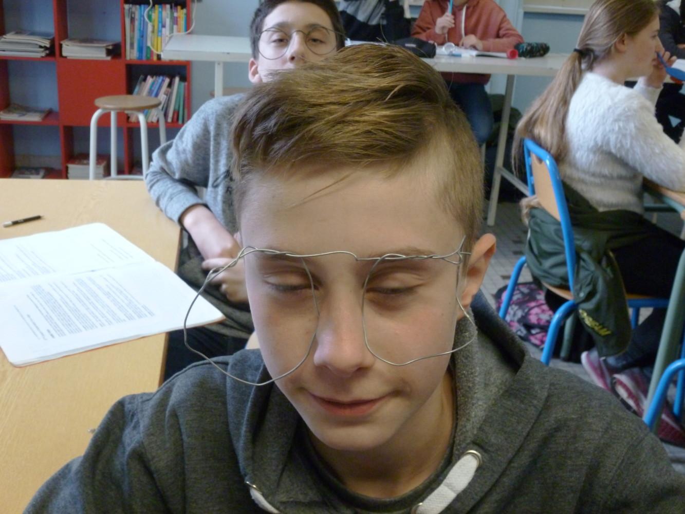 Regarde mes lunettes 007