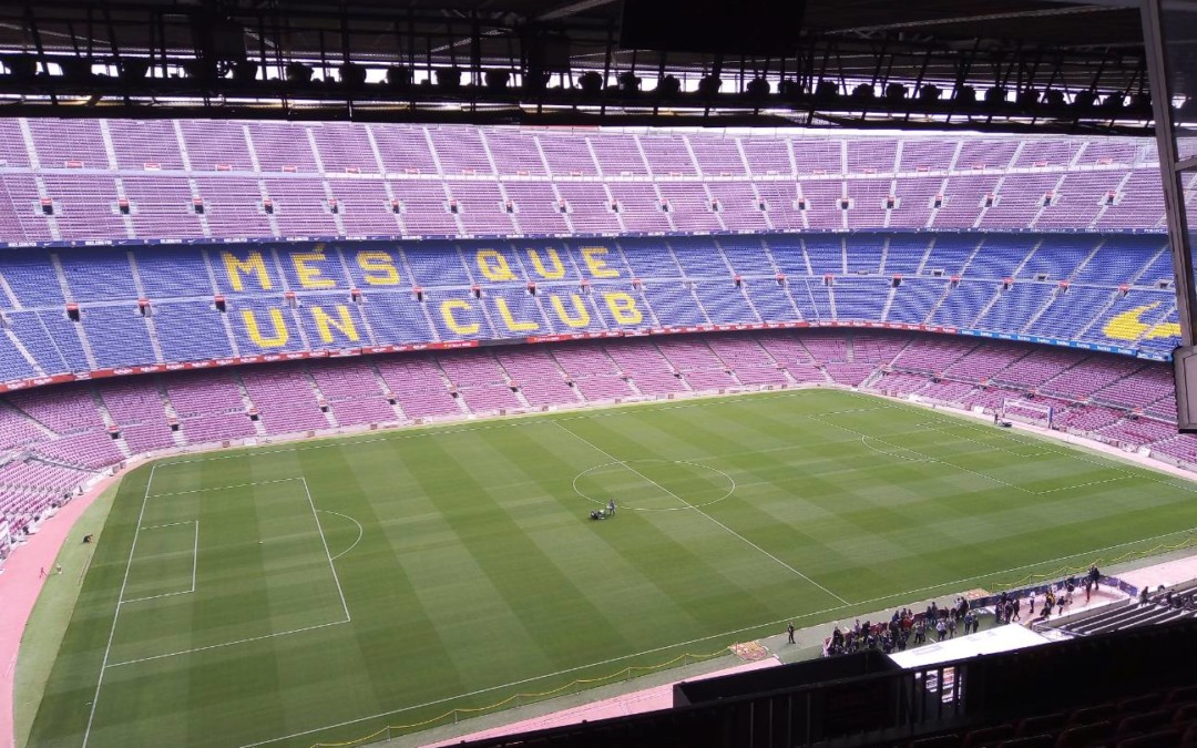 Barcelone : jour3