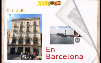 Cuadernos de viaje a  Barcelona