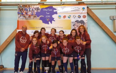 Championnat de France UGSEL de Futsal