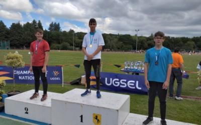 Championnat de France UGSEL Athlétisme