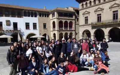 La presse en parle : Les collégiens de Saint-Joseph de retour de Barcelone