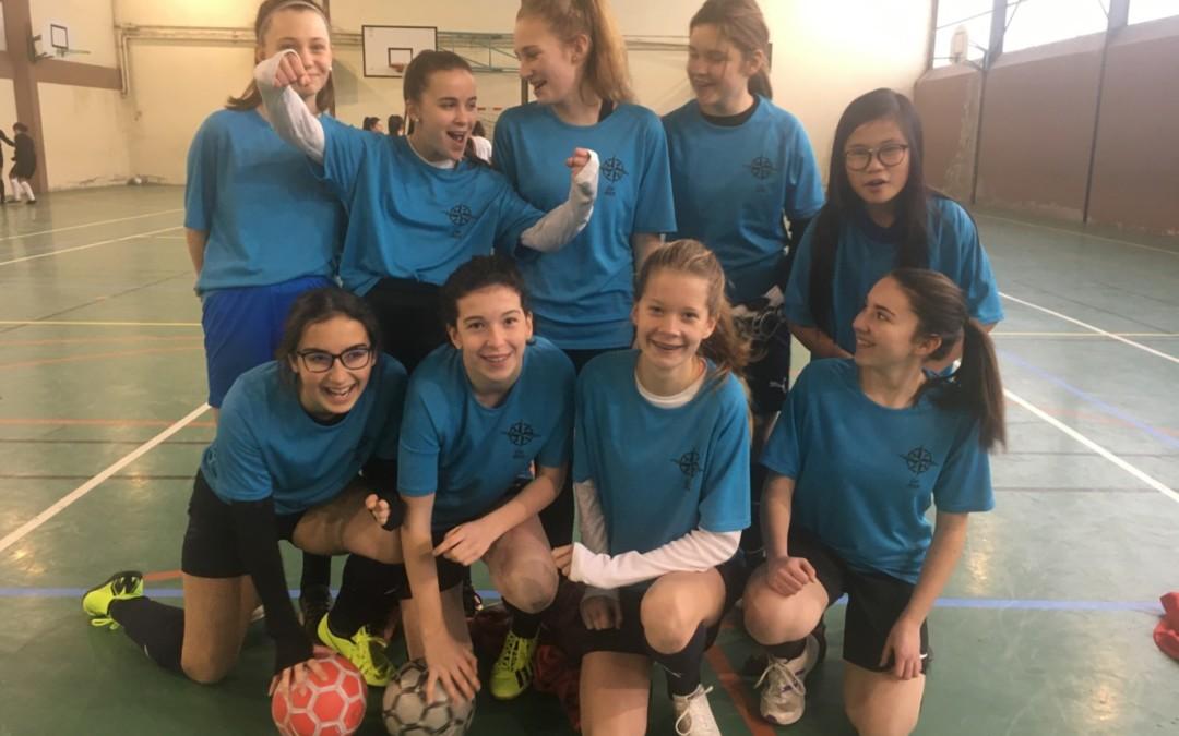 As Futsal Mercredi 05 Février à Lannion